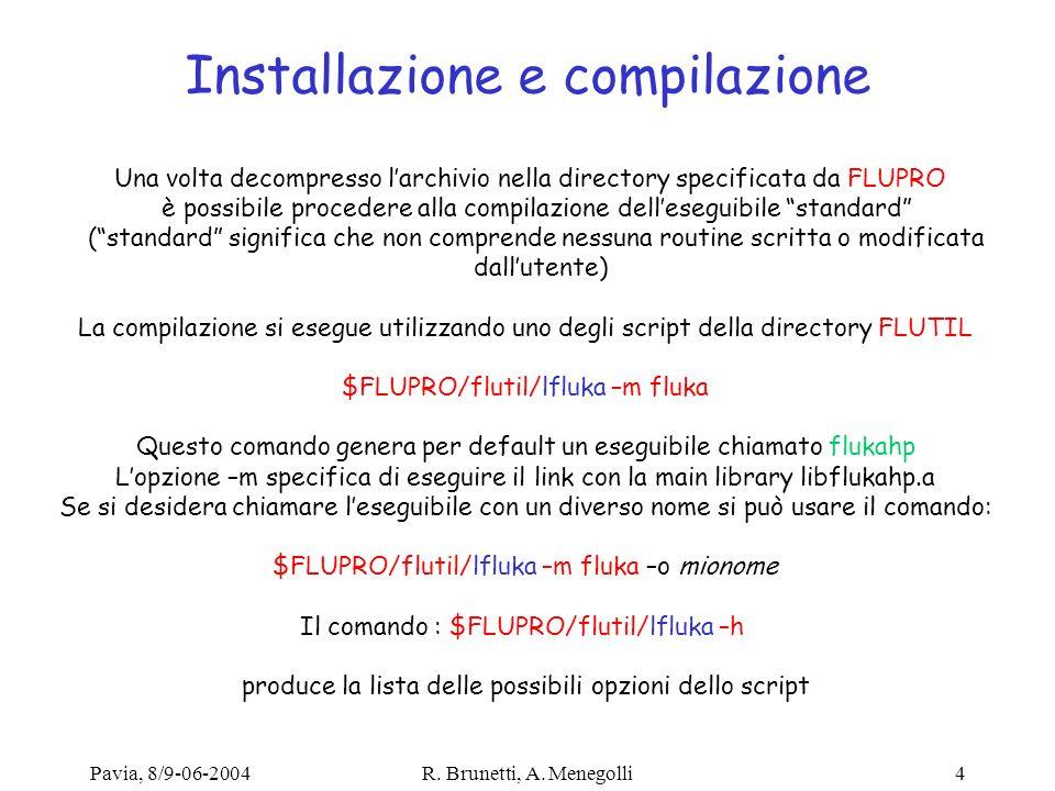 Installazione e compilazione