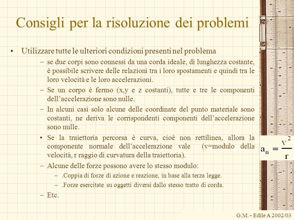Consigli per la risoluzione dei problemi