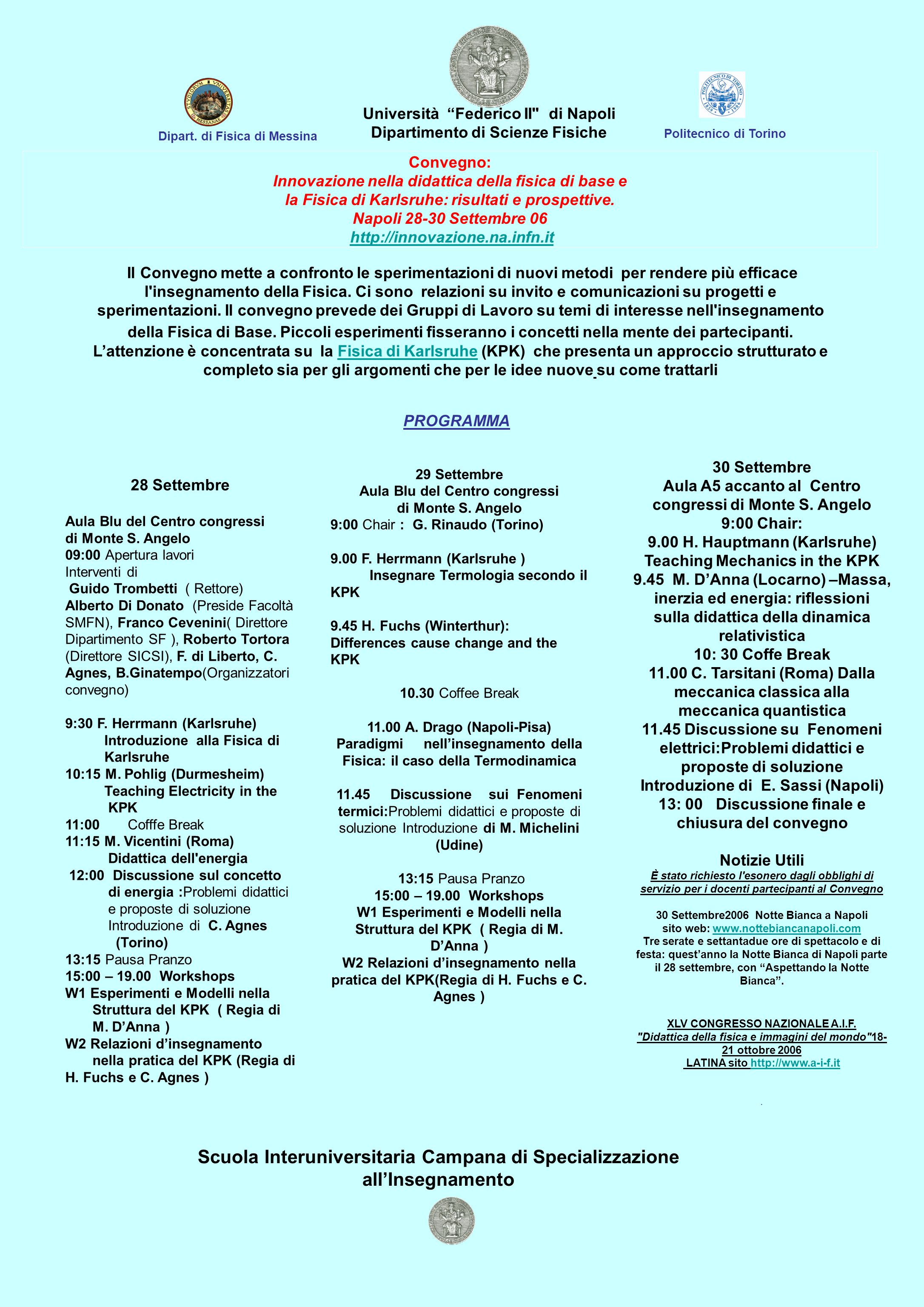 Scuola Interuniversitaria Campana di Specializzazione all'Insegnamento