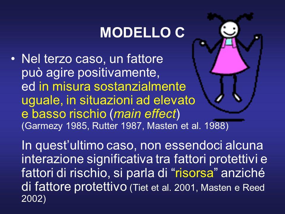 MODELLO C
