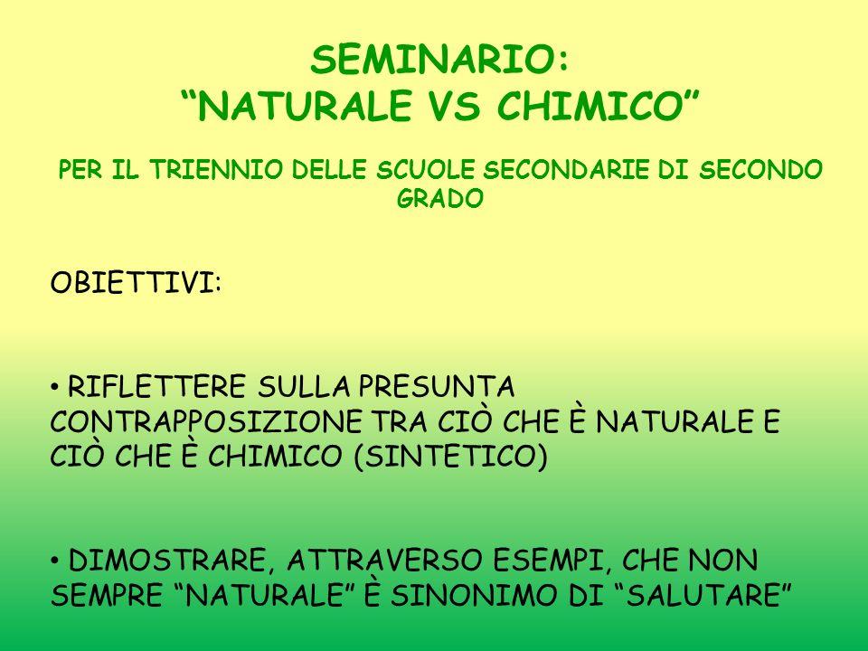 Corso di didattica della chimica i ppt scaricare for Sinonimo di secondo
