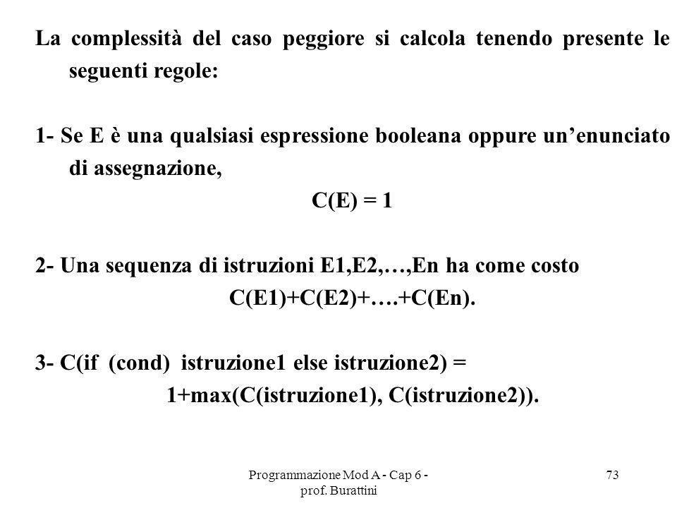 1+max(C(istruzione1), C(istruzione2)).