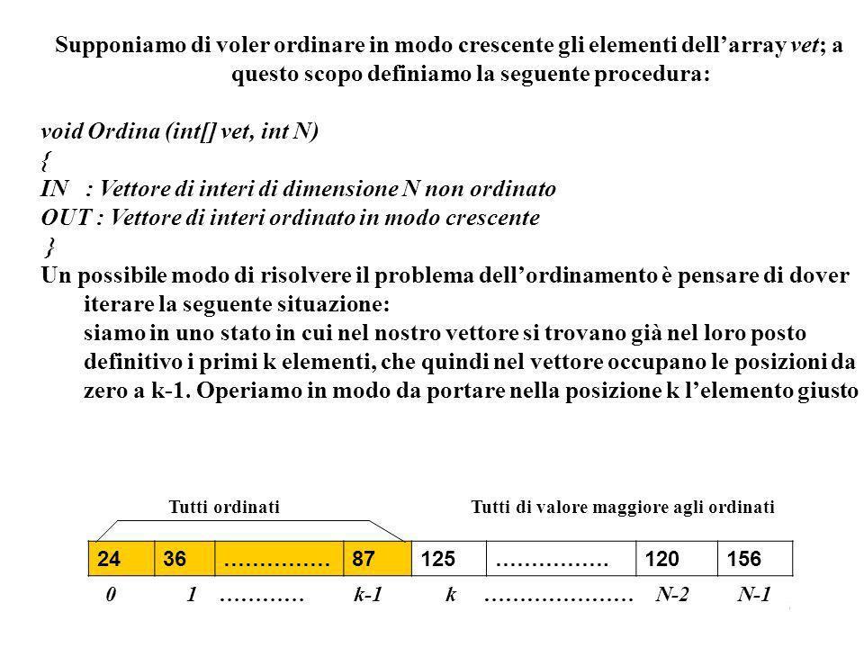 Programmazione Mod A - Cap 6 - prof. Burattini