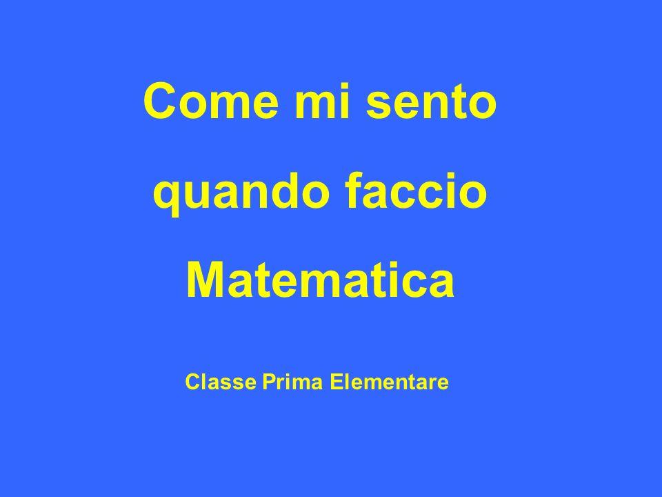 Classe Prima Elementare