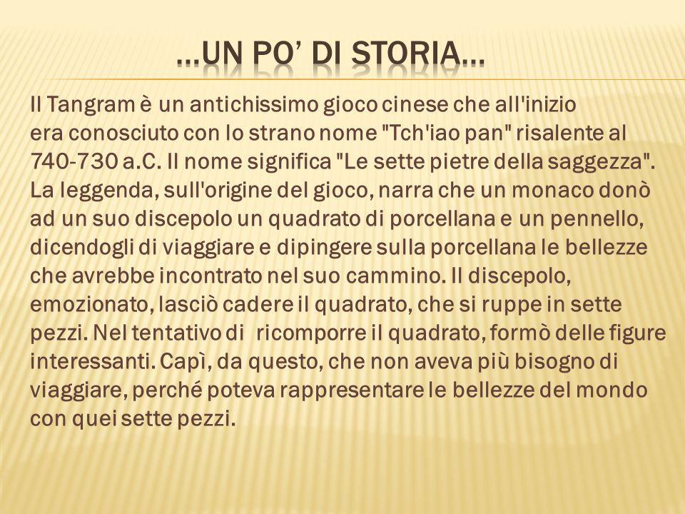 …un po' di storia…