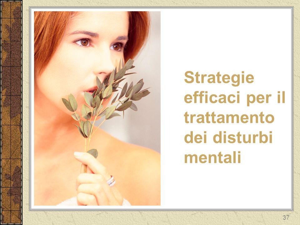 Strategie efficaci per il trattamento dei disturbi mentali