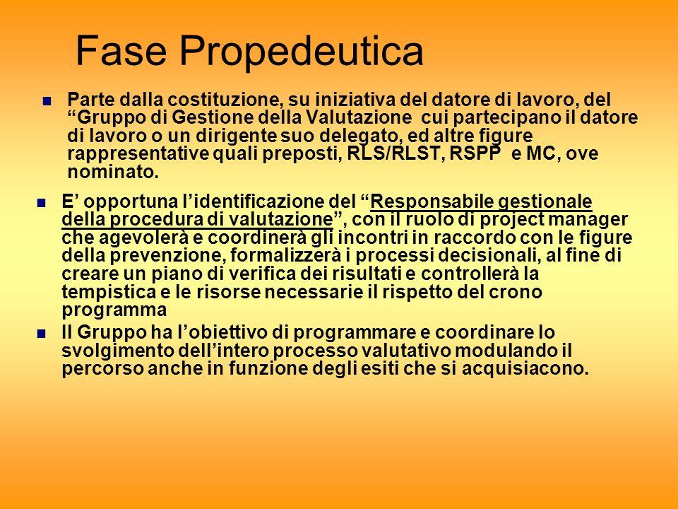 Fase Propedeutica