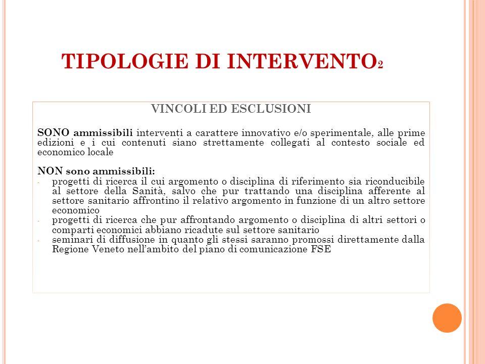 TIPOLOGIE DI INTERVENTO2