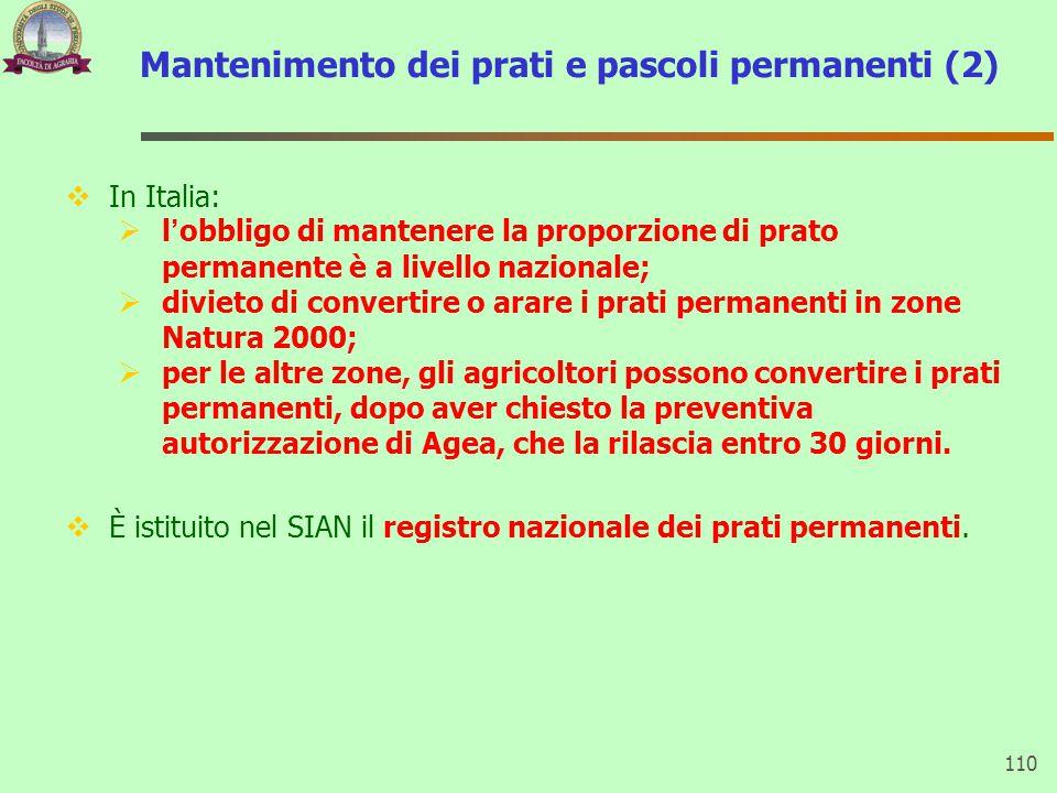 Mantenimento dei prati e pascoli permanenti (2)