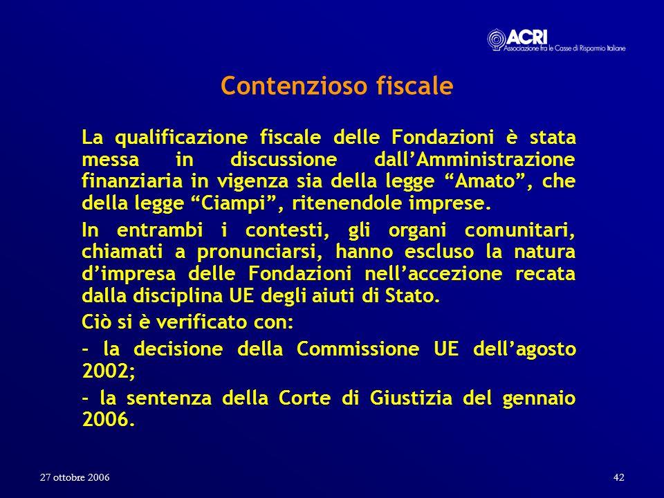 Contenzioso fiscale