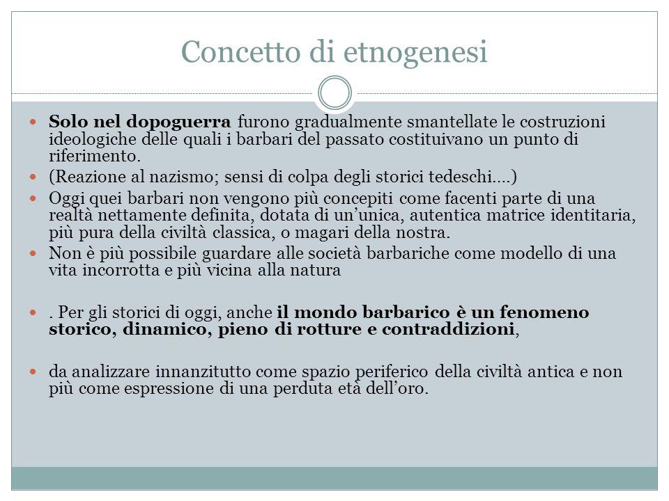 Concetto di etnogenesi
