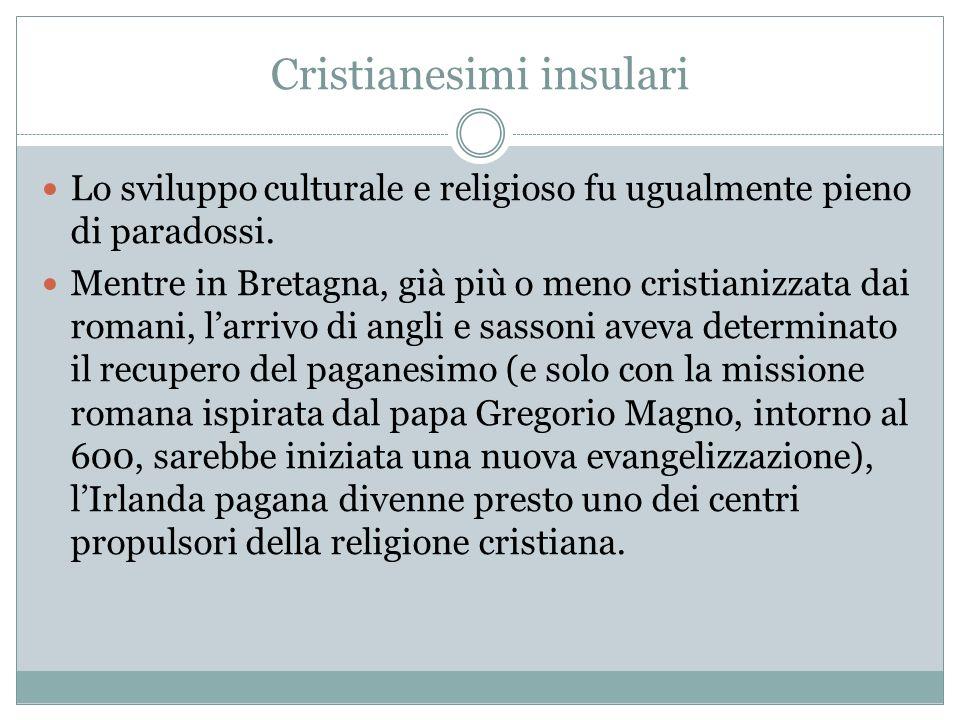 Cristianesimi insulari