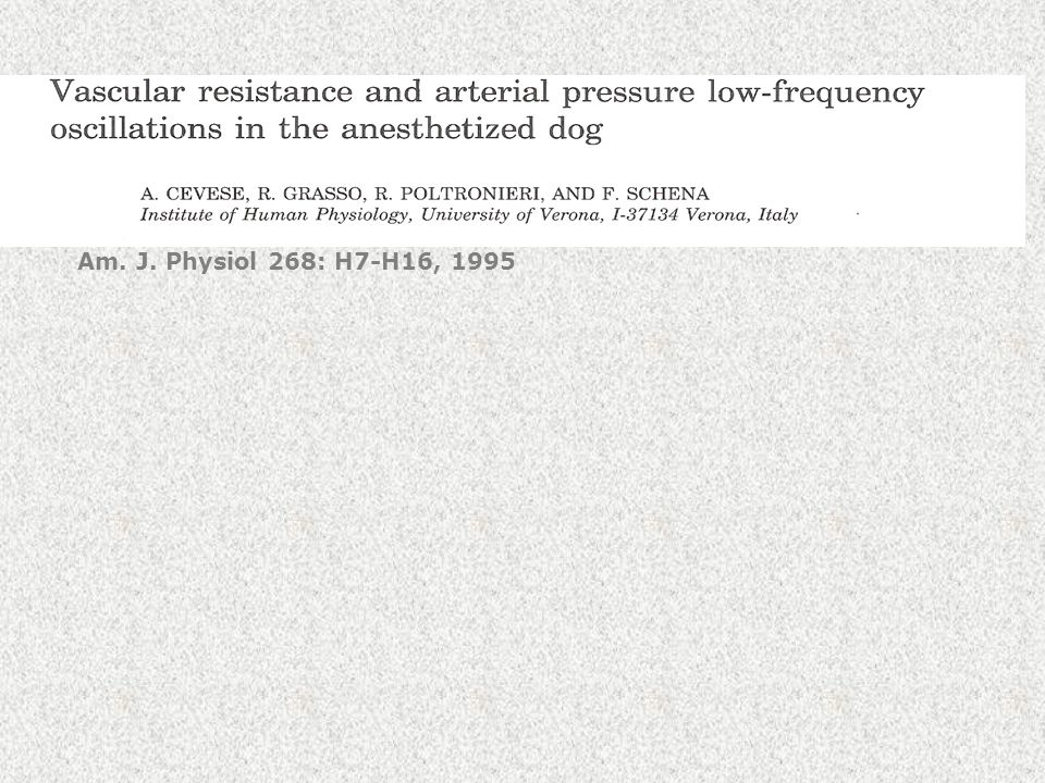 Am. J. Physiol 268: H7-H16, 1995