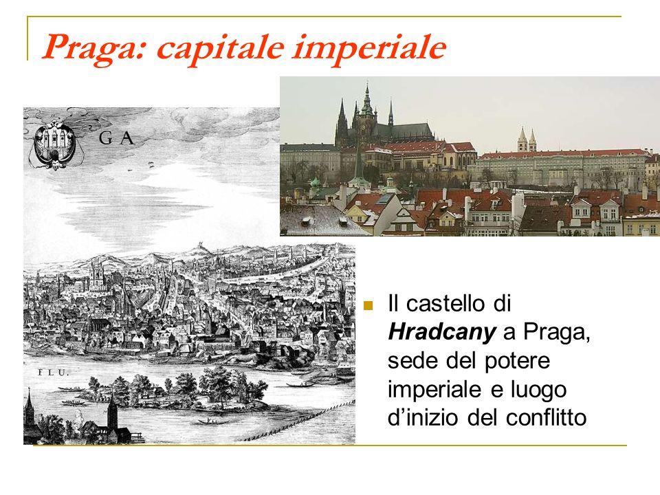 Praga: capitale imperiale