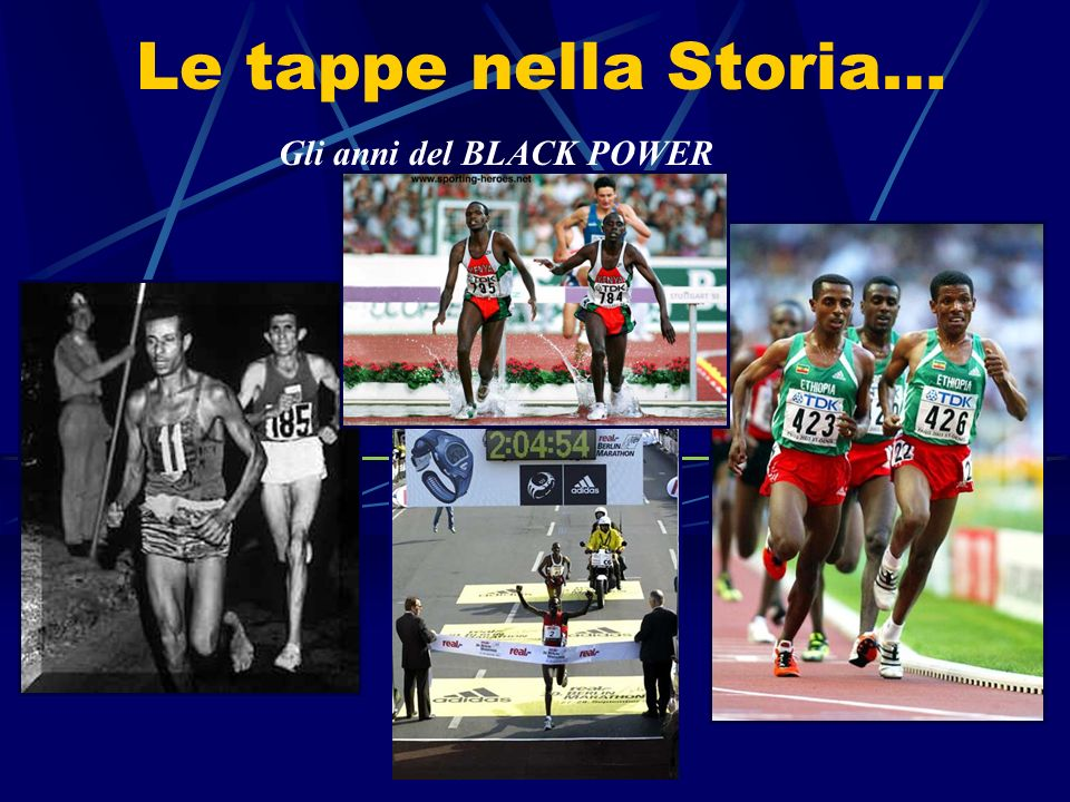 Le tappe nella Storia… Gli anni del BLACK POWER