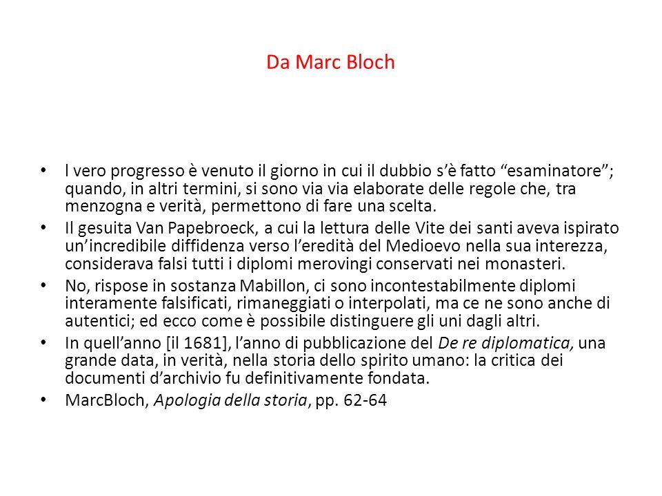 Da Marc Bloch