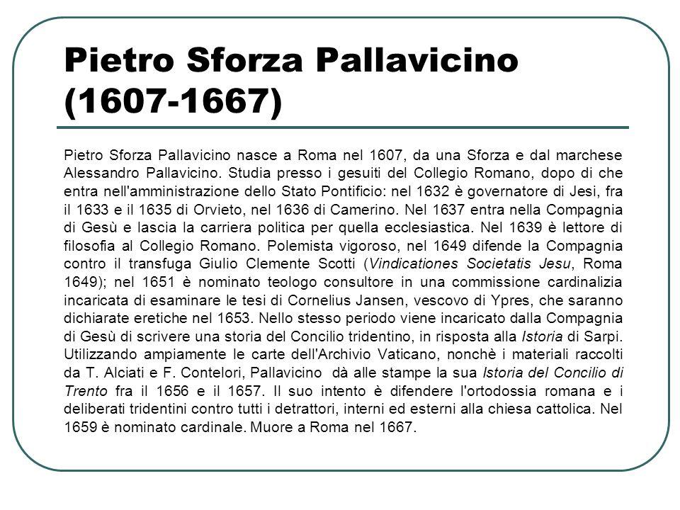 Pietro Sforza Pallavicino (1607-1667)