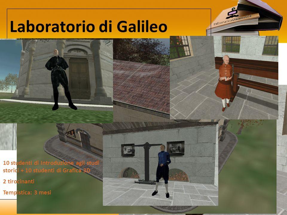 Laboratorio di Galileo