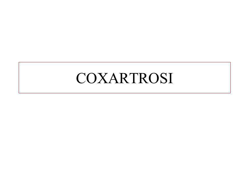 COXARTROSI