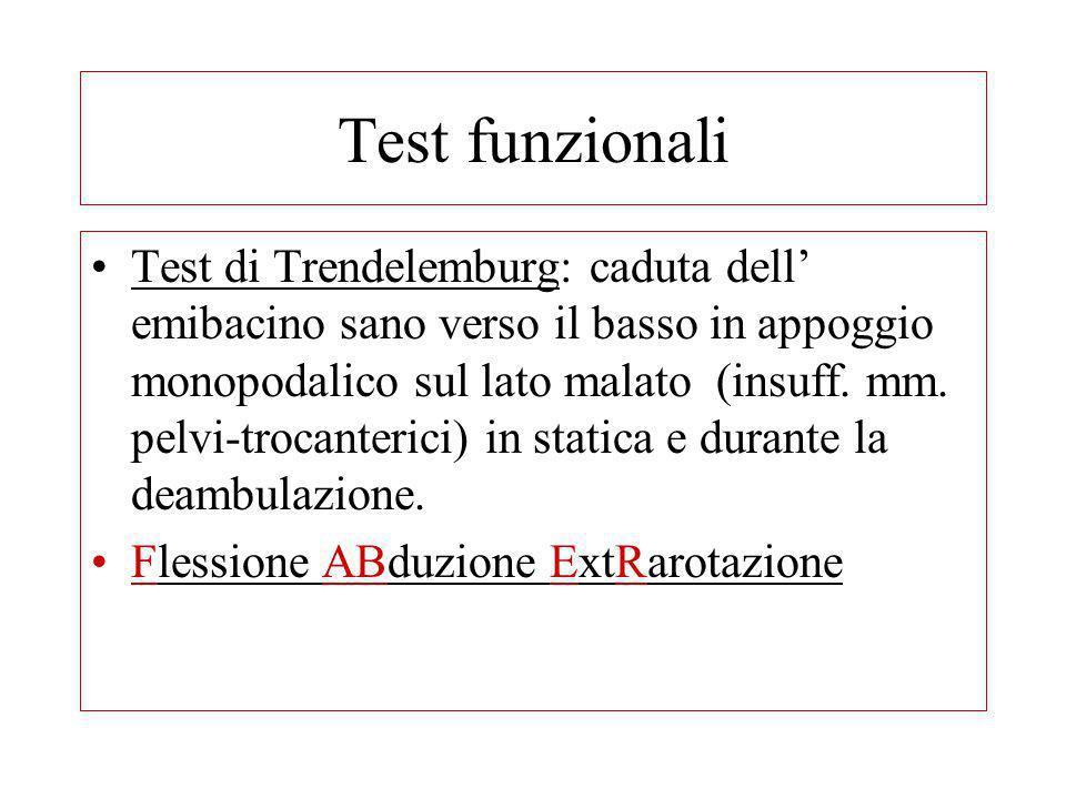 Test funzionali