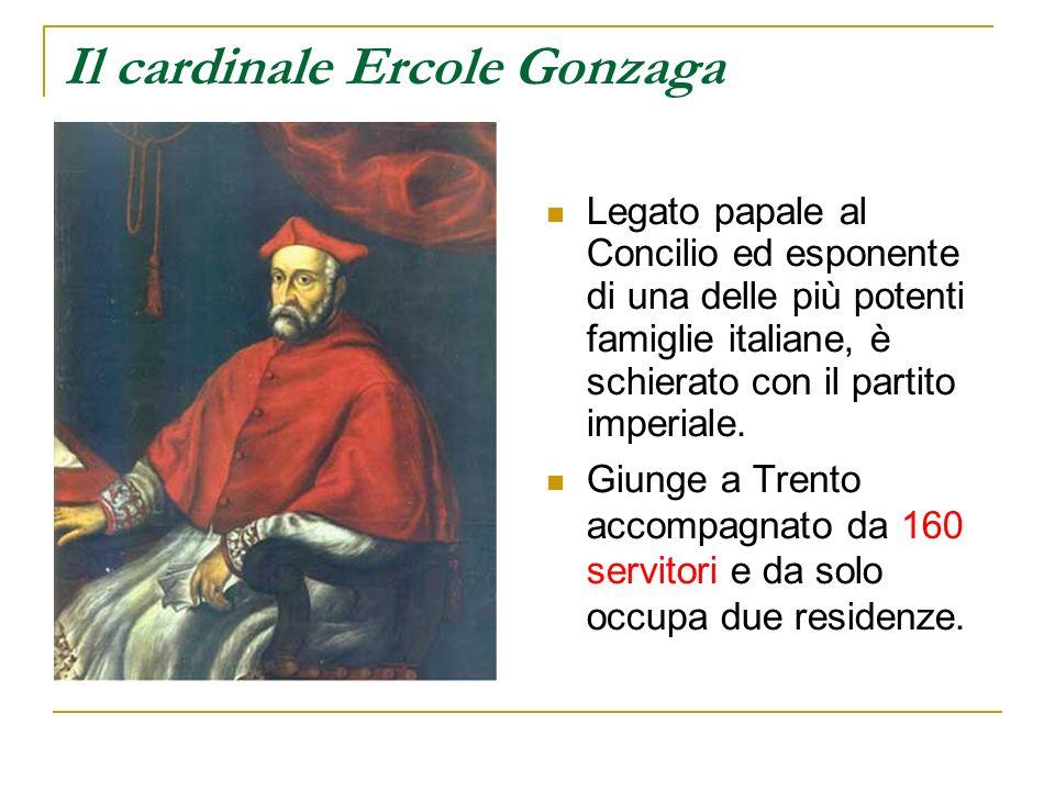 Il cardinale Ercole Gonzaga