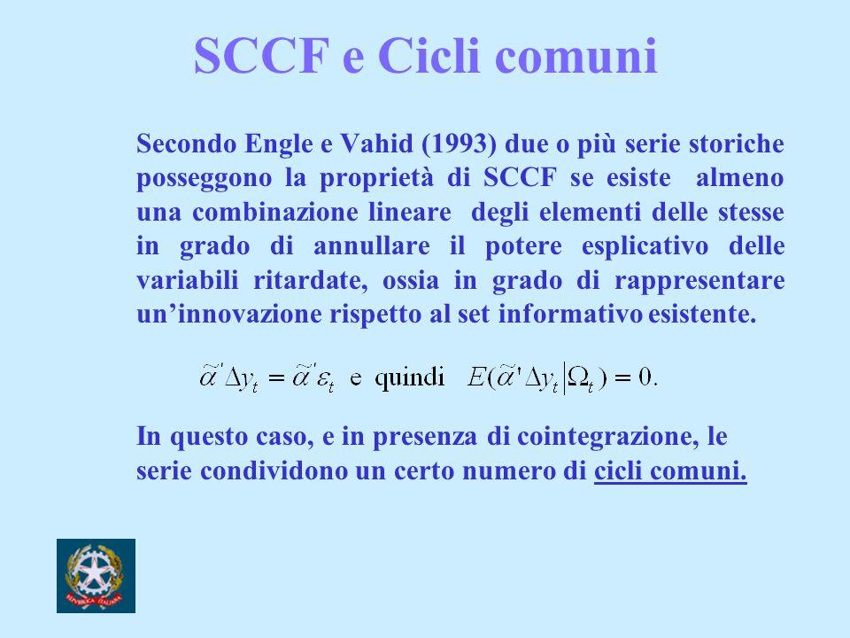 SCCF e Cicli comuni