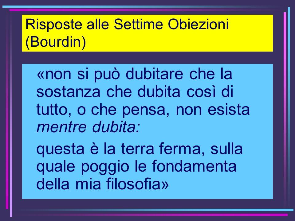 Risposte alle Settime Obiezioni (Bourdin)