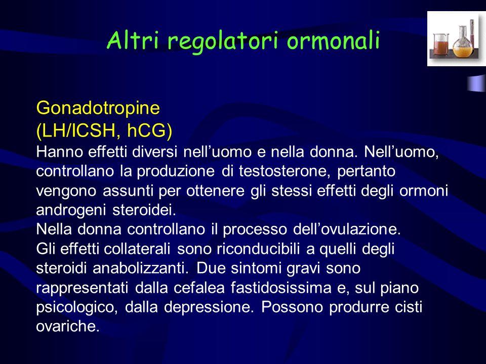 Altri regolatori ormonali