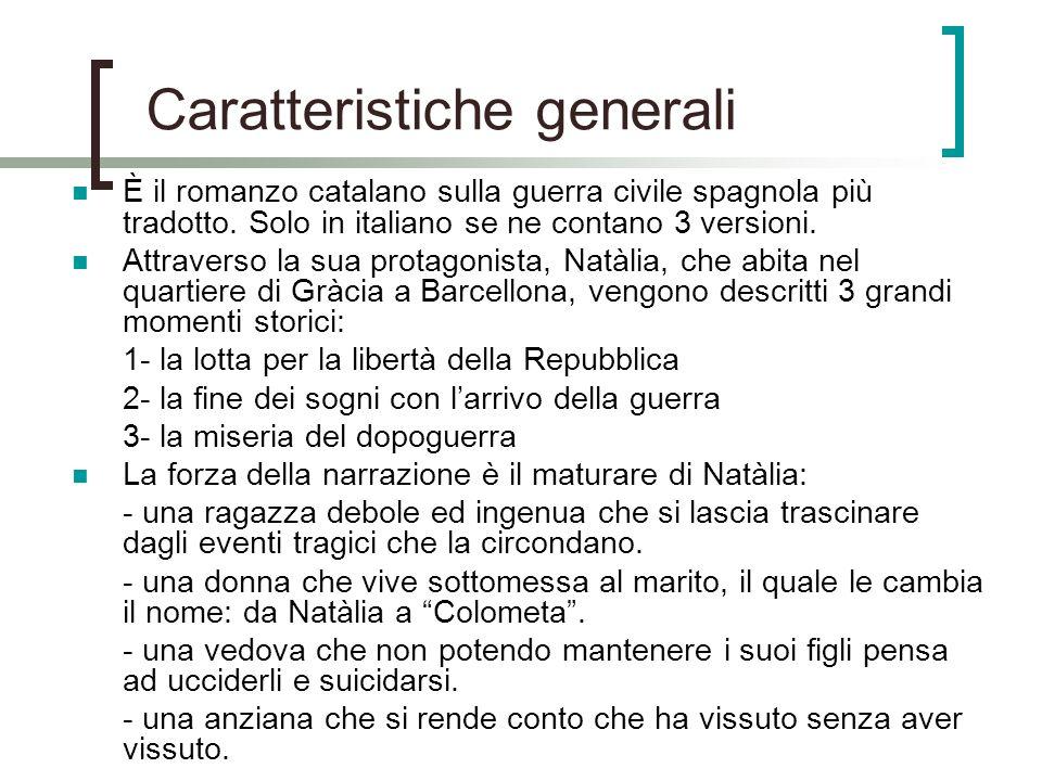 Caratteristiche generali