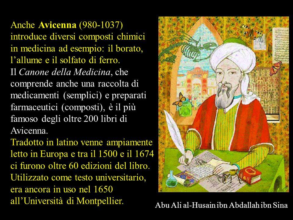 Abu Ali al-Husain ibn Abdallah ibn Sina