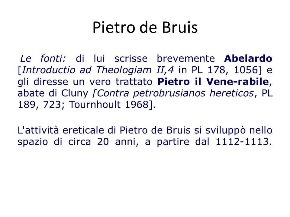 Pietro de Bruis