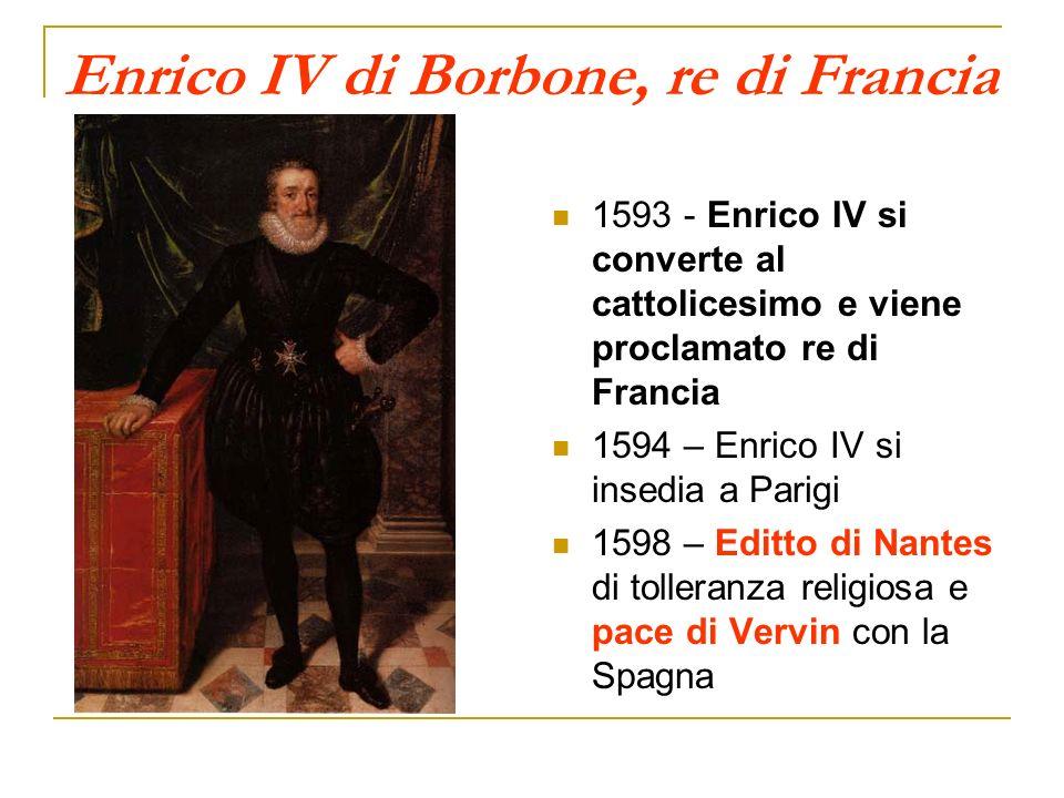 Enrico IV di Borbone, re di Francia