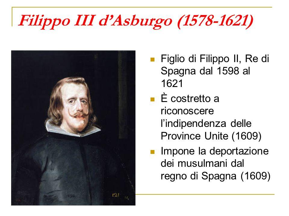 Filippo III d'Asburgo (1578-1621)