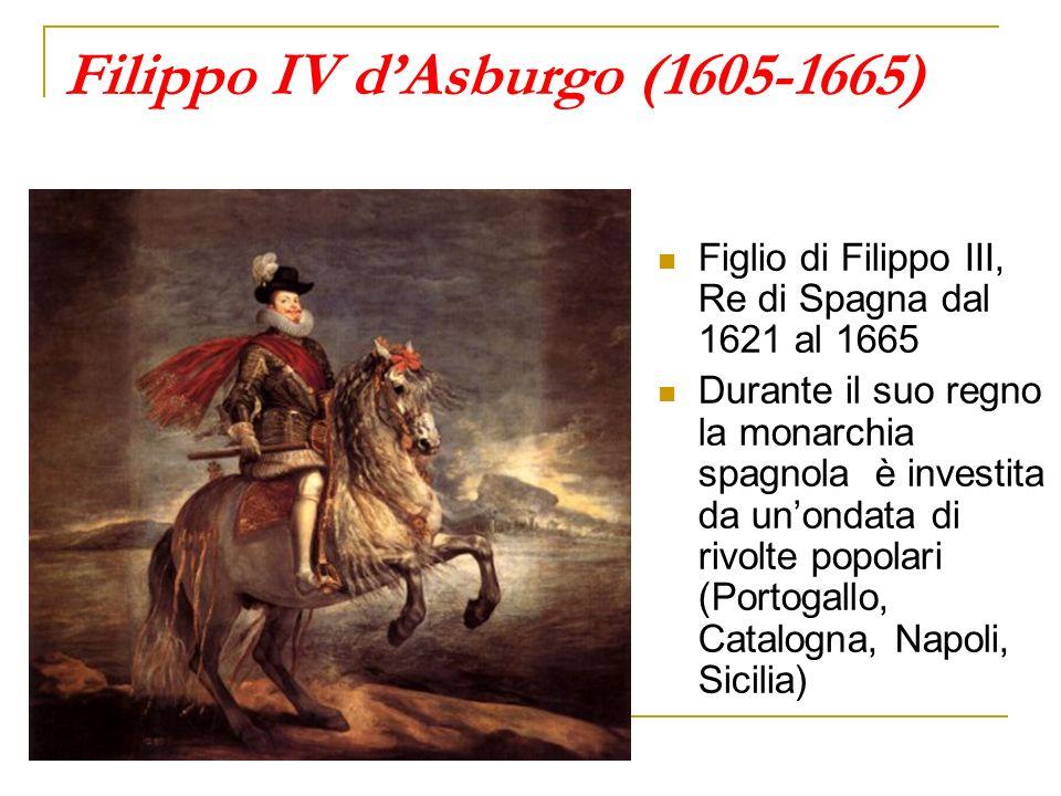 Filippo IV d'Asburgo (1605-1665)