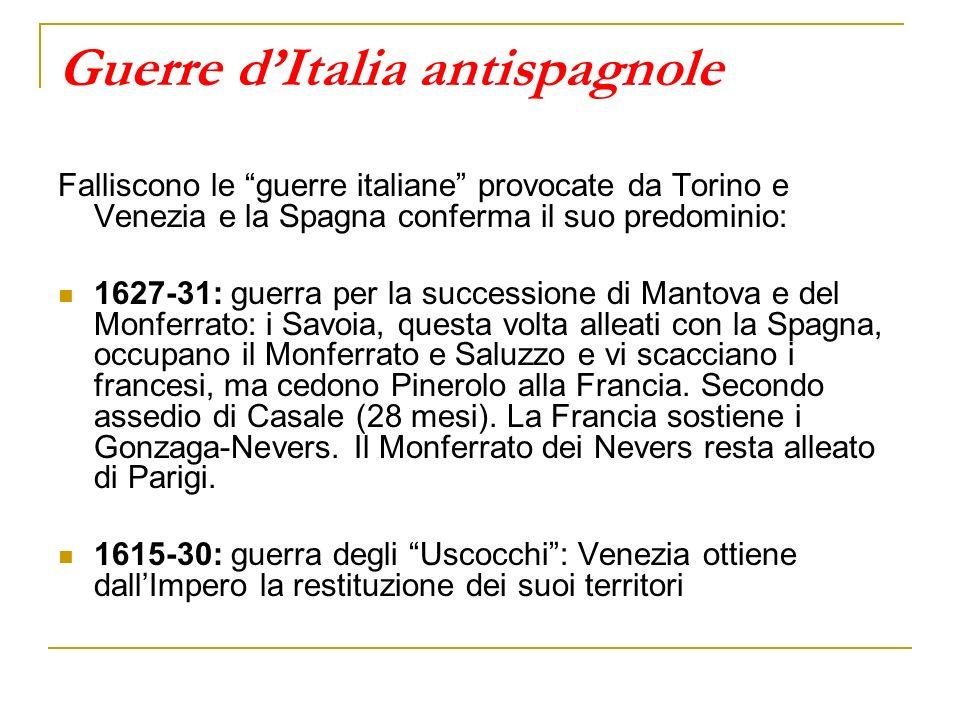 Guerre d'Italia antispagnole