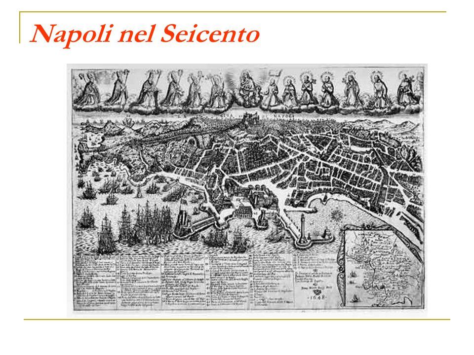 Napoli nel Seicento