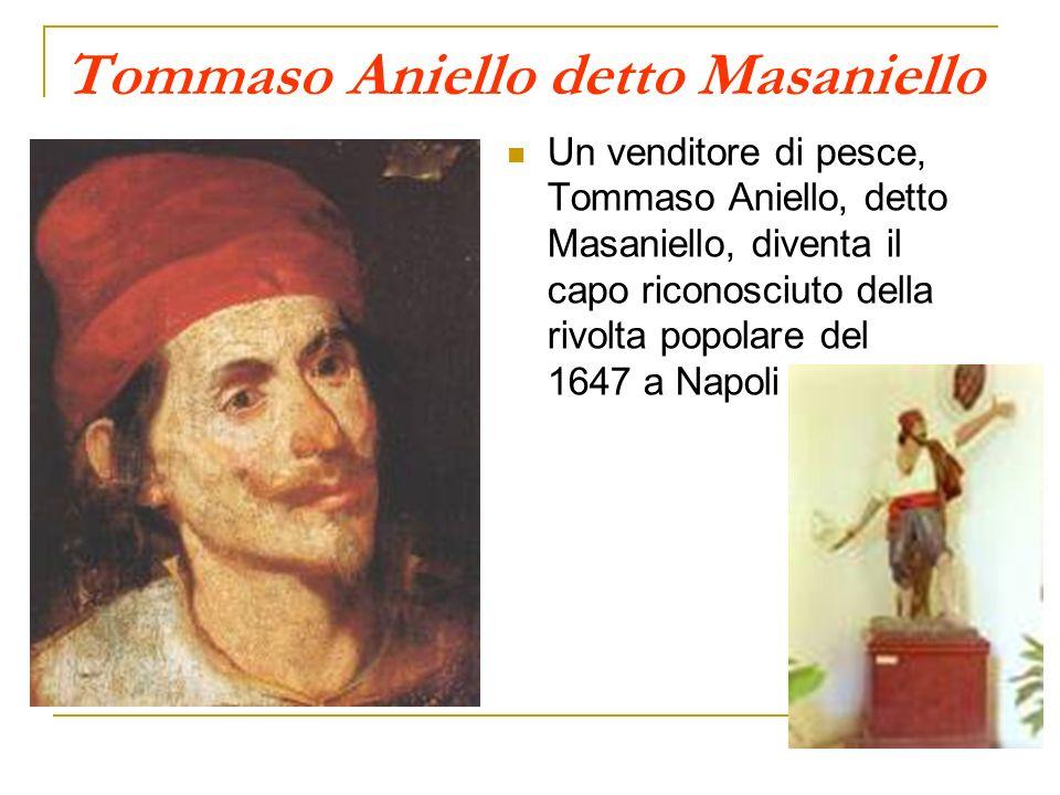 Tommaso Aniello detto Masaniello