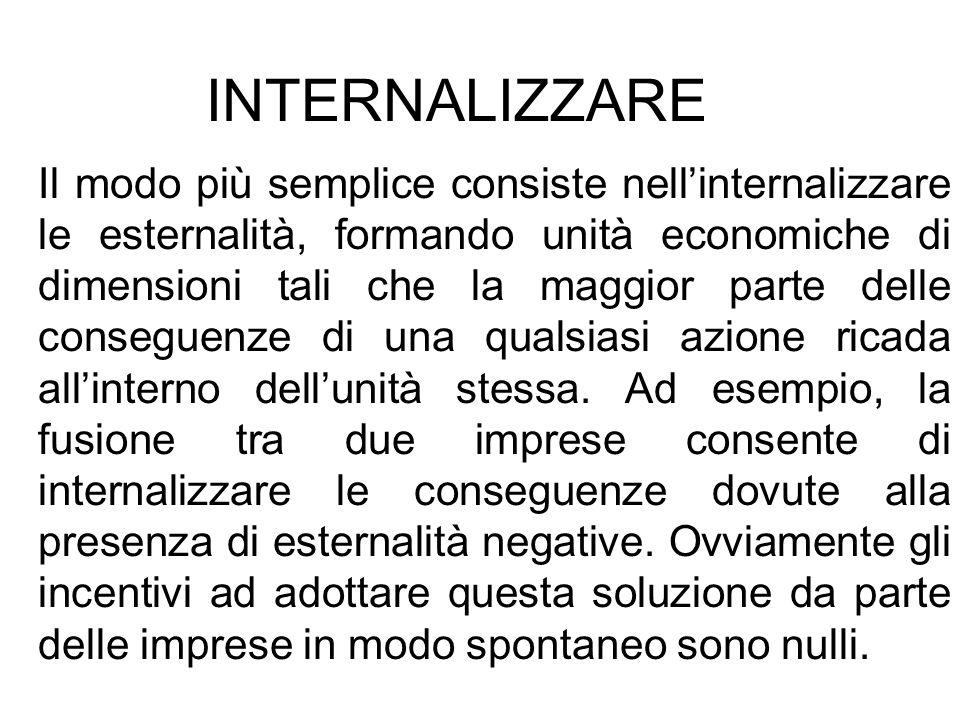 INTERNALIZZARE