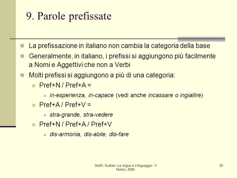 Graffi, Scalise - Le lingue e il linguaggio - Il Mulino, 2006