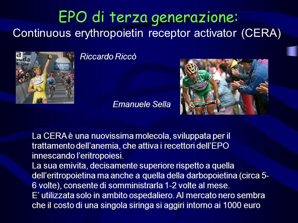 EPO di terza generazione: