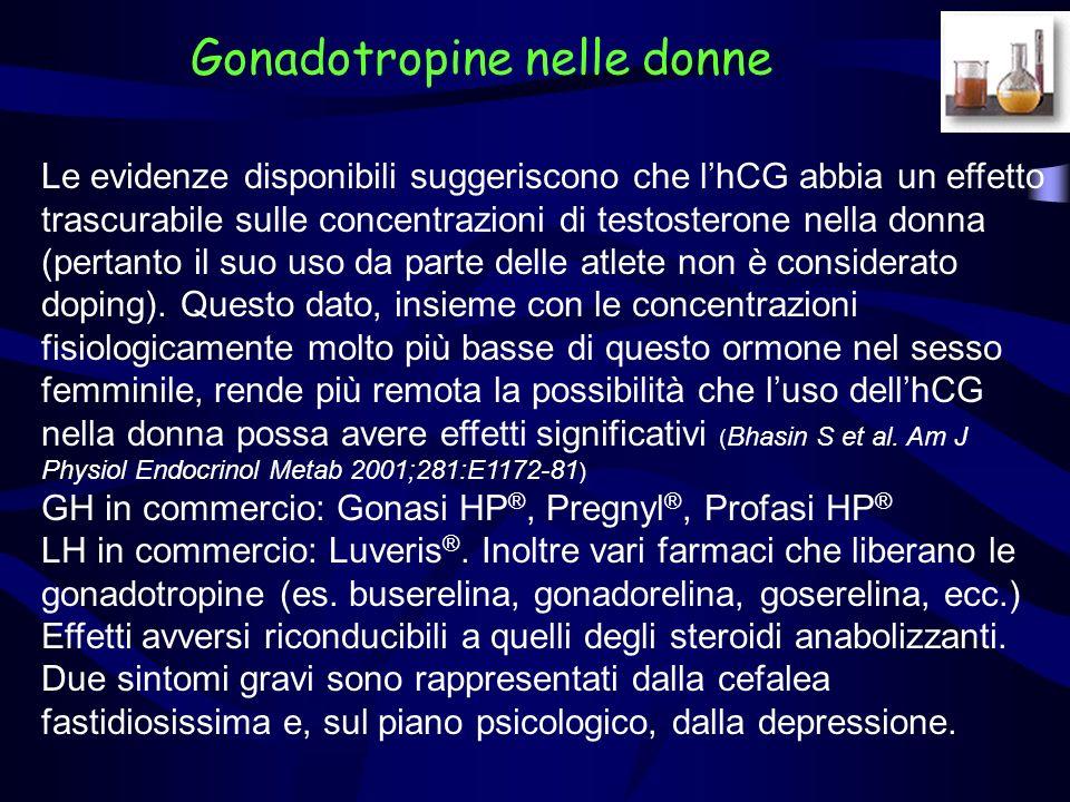 Gonadotropine nelle donne