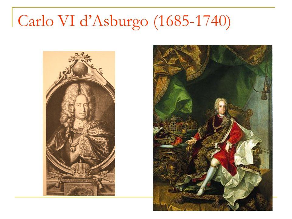 Carlo VI d'Asburgo (1685-1740)