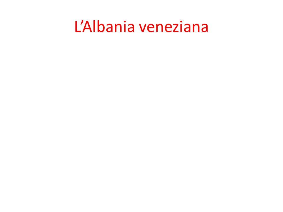 L'Albania veneziana