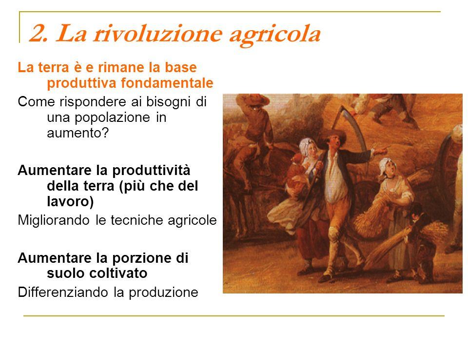 2. La rivoluzione agricola
