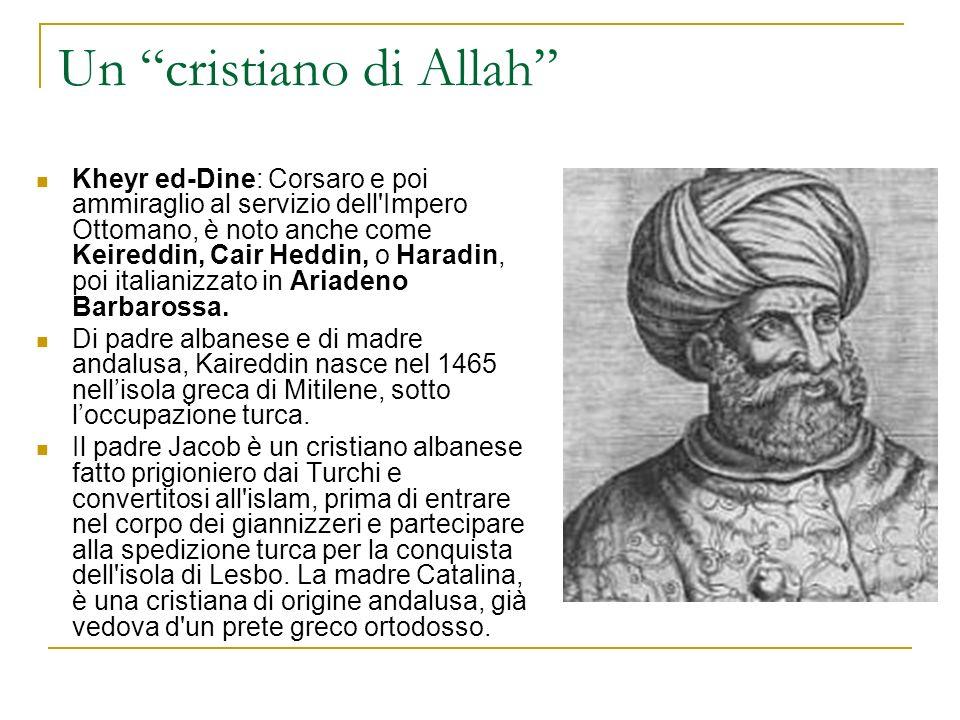 Un cristiano di Allah