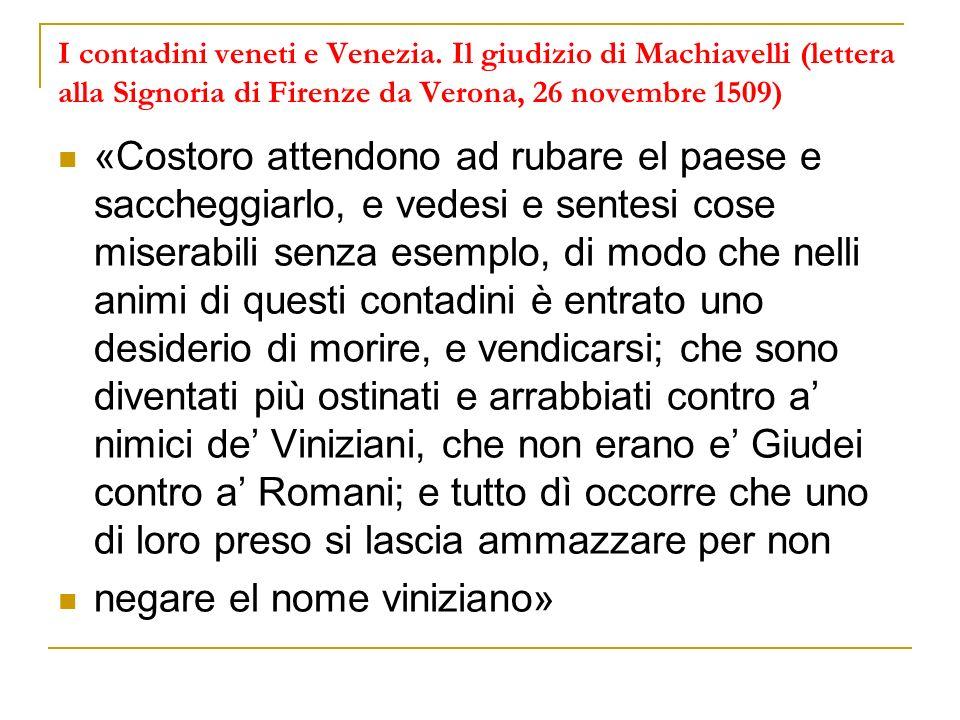 negare el nome viniziano»