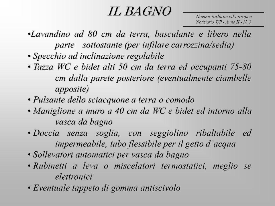 Norme italiane ed europee Notiziario UP - Anno II - N. 3