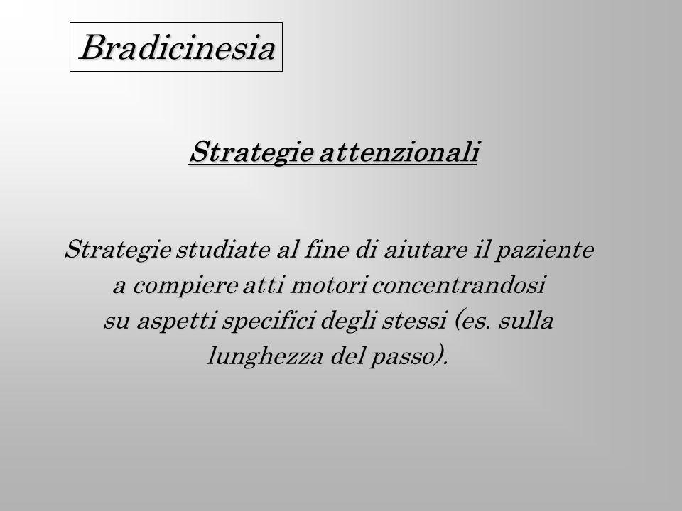 Strategie attenzionali