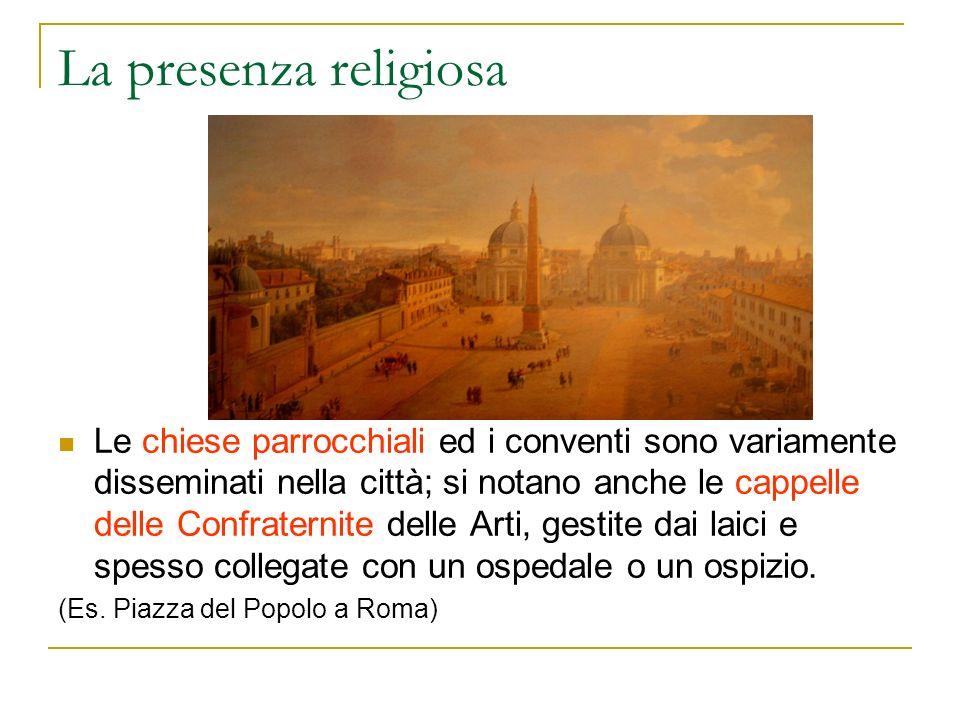 La presenza religiosa