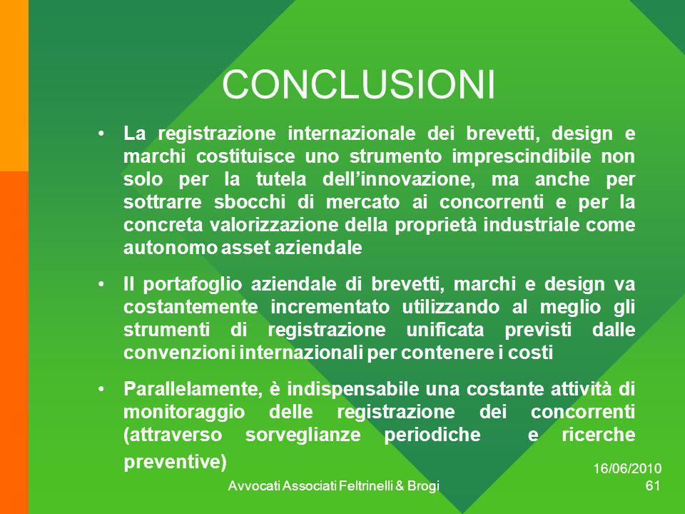 Avvocati Associati Feltrinelli & Brogi